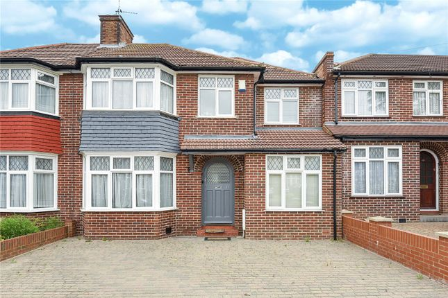 Thumbnail Semi-detached house for sale in Peareswood Gardens, Stanmore, Middlesex
