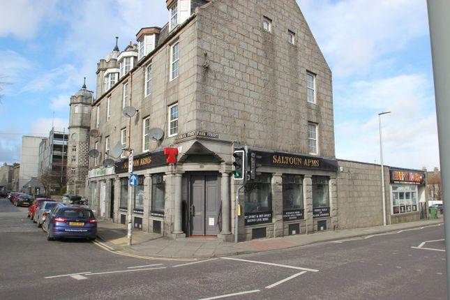 Thumbnail Pub/bar for sale in Frederick Street, Aberdeen