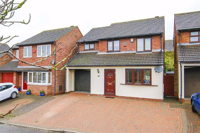 Thumbnail Detached house to rent in Shorham Rise, Two Mile Ash, Milton Keynes