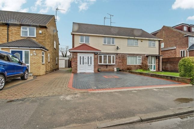 Thumbnail Semi-detached house to rent in Alderbury Road, Langley, Berkshire