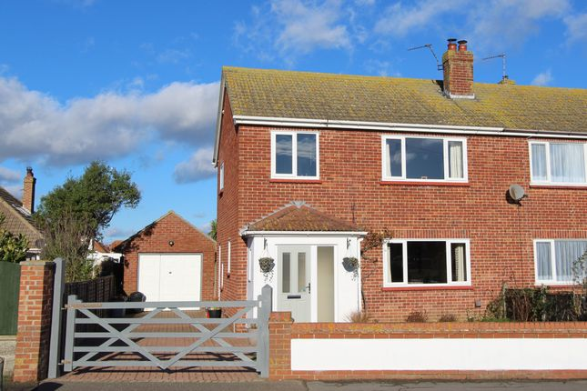Thumbnail Semi-detached house for sale in Hereford Road, Holland-On-Sea