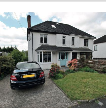 Thumbnail Semi-detached house to rent in Old Milltown Road, Belfast