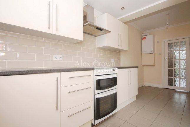 Thumbnail Semi-detached house to rent in Shaftesbury Road, London