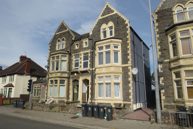 Thumbnail Property for sale in Newport Road, Roath, Cardiff