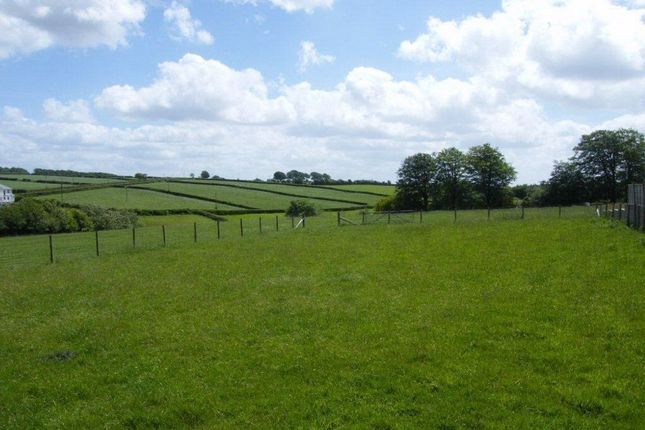 Thumbnail Land for sale in Part Of Blaenhirbant Isaf, Cwmsychpant, Llanybydder