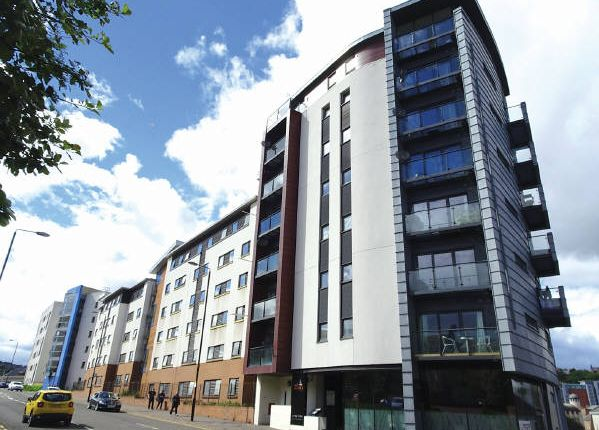 Thumbnail Flat for sale in Apartment C15, Block C, The Hub, 17 Hawkhill, Scotland