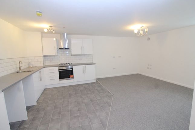 Thumbnail 2 bed flat to rent in Grove Street, Gorseinon, Swansea