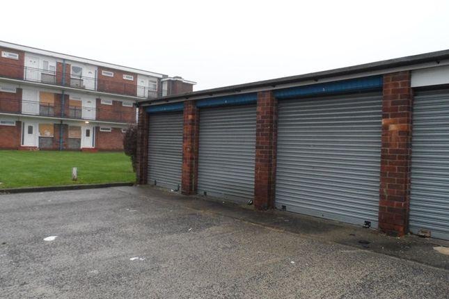 Parking/garage to rent in Stakeford, Choppington