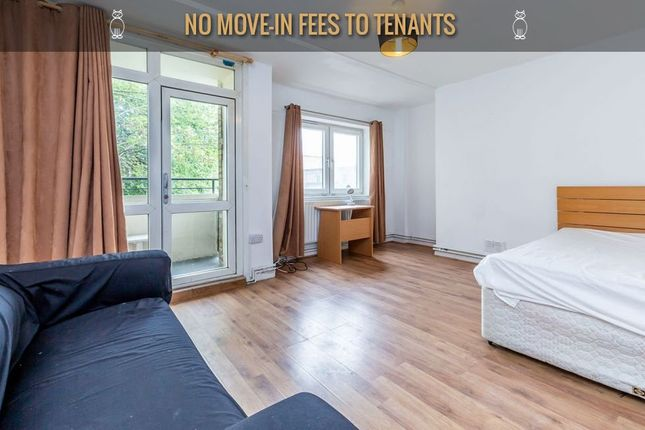 Thumbnail Flat to rent in Percival Street, London