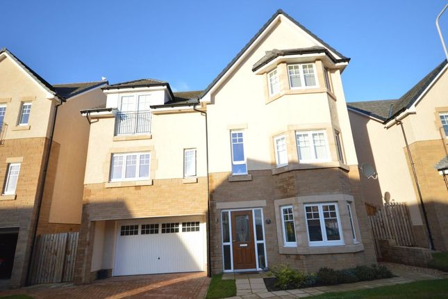 Thumbnail Detached house for sale in Fidra Avenue, Burntisland