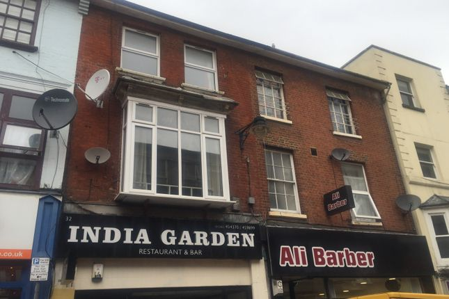 Thumbnail Flat to rent in Wellington Street, Luton, Beds