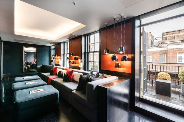 Thumbnail Flat to rent in Grosvenor House Suites, 86 Park Lane, Mayfair, London