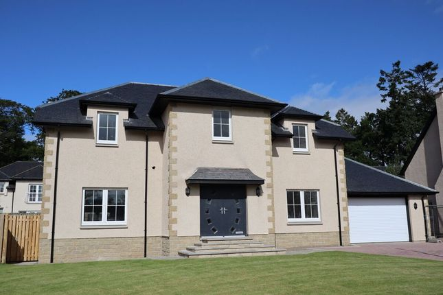 Thumbnail Detached house for sale in Druids Park, Murthly, Perth