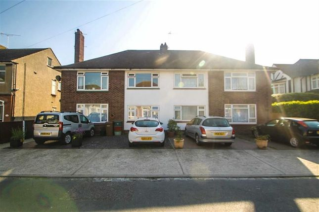 Thumbnail Flat for sale in Granville Road, Clacton-On-Sea