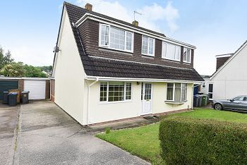 Thumbnail Semi-detached house for sale in Masefield Road, Warminster