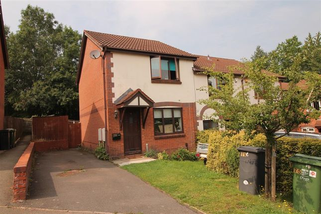 Thumbnail Terraced house to rent in Plymouth Close, Headless Cross, Redditch