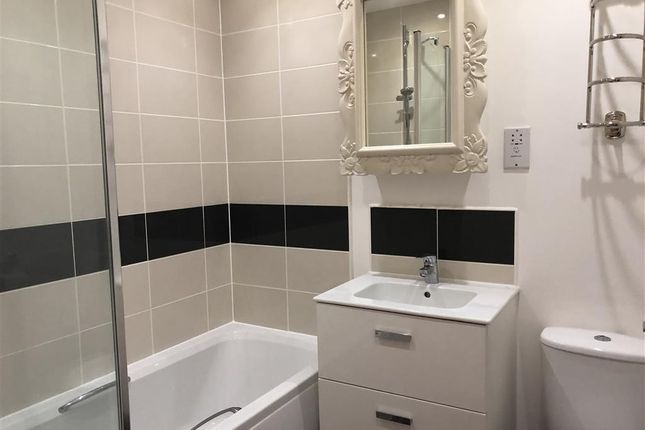 Bathroom of Colby Street, Southampton SO16
