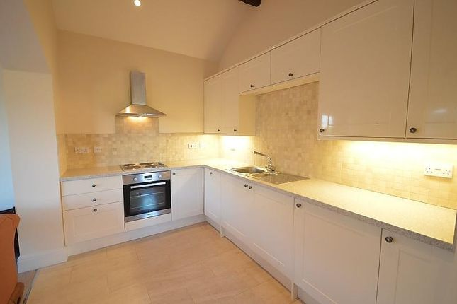 Kitchen of Dane Manor Barn, Northwich Road, Lower Whitley WA4
