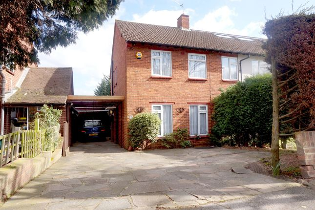 3 bed end terrace house for sale in Eastry Avenue, Hayes, Bromley