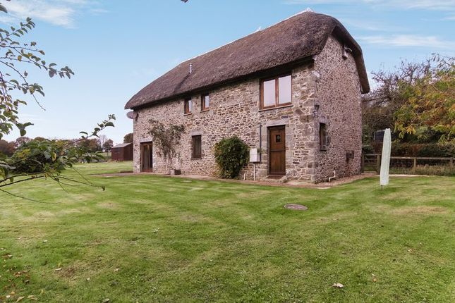 Thumbnail 4 bed detached house to rent in Monkokehampton, Winkleigh