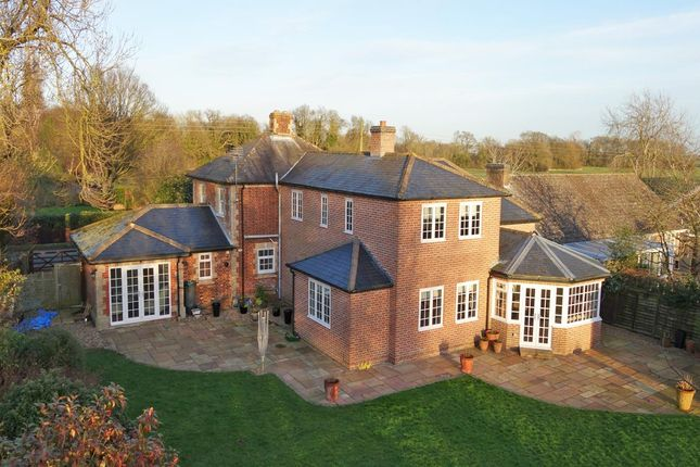 Thumbnail Detached house for sale in Thetford Road, Coney Weston, Bury St. Edmunds