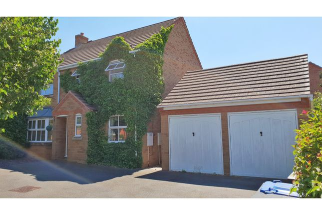 Thumbnail Detached house for sale in St. Laurence Way, Bidford On Avon