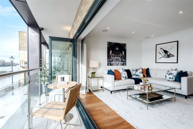 Thumbnail Property to rent in Palace Wharf, Rainville Road, Fulham