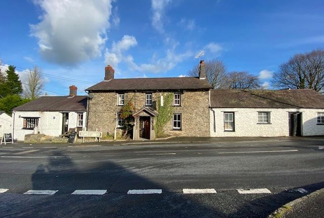 Thumbnail Commercial property for sale in Felinfach, Lampeter