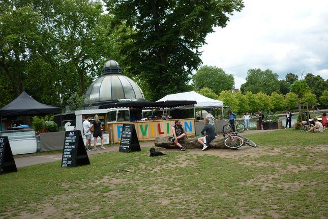 Victoria Park Cafe