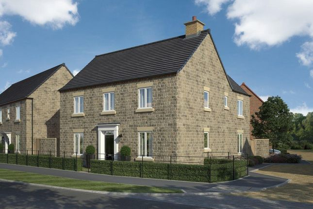Thumbnail Detached house for sale in The Pavilions, Bodicote, Banbury