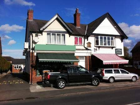 Thumbnail Commercial property for sale in Chelford SK11, UK