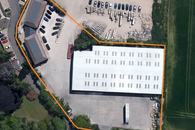 Thumbnail Warehouse to let in Old Ipswich Road, Colchester