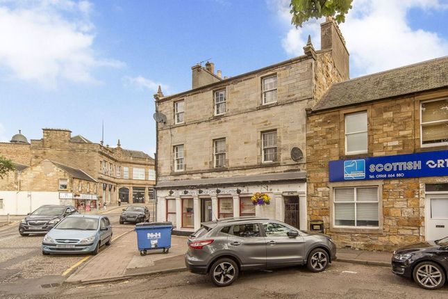 Thumbnail Flat for sale in 23A The Square, Penicuik