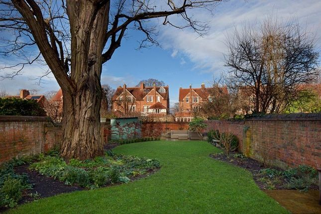 Rear Garden of St. Margarets Road, Oxford OX2