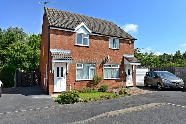 2 bed semi-detached house to rent in High Meadow Close, Ripley DE5