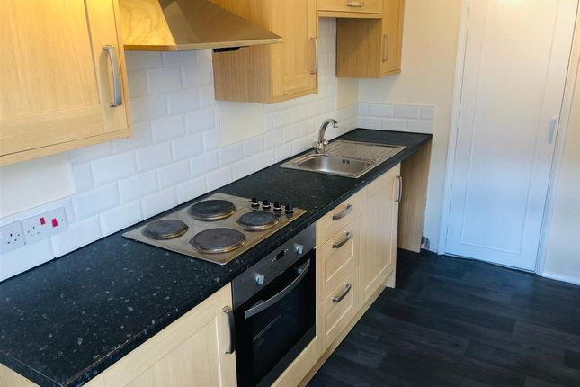 Thumbnail Flat to rent in Hickling Court, Mansfield