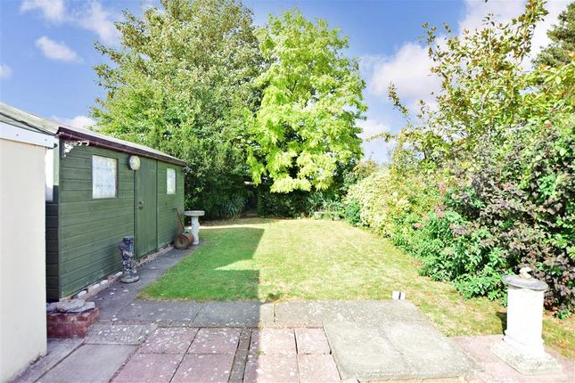 Thumbnail Detached bungalow for sale in Woodstock Road, Sittingbourne, Kent