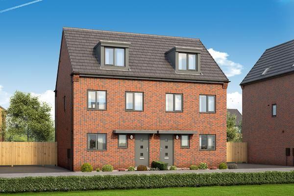 "Thumbnail Property for sale in ""The Bamburgh At Alexandra Gardens"" at Southcoates Lane, Hull"