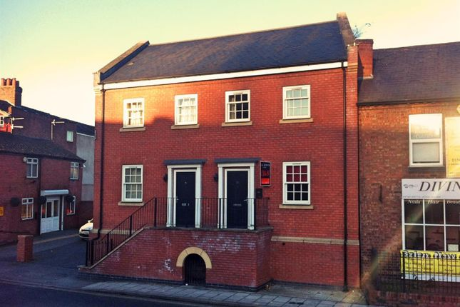 Thumbnail Flat to rent in Chester Street, Shrewsbury