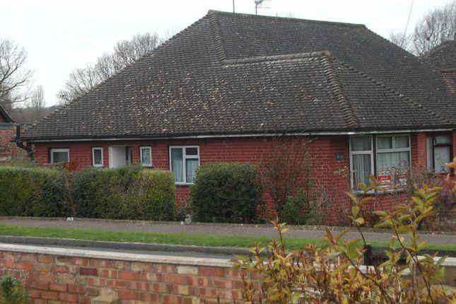 Thumbnail Semi-detached bungalow for sale in Oakwood Road, Bricket Wood, St.Albans