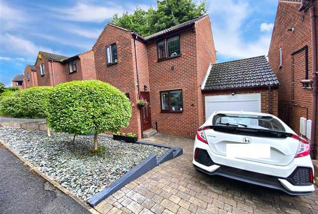 Thumbnail Detached house for sale in Rectory Gardens, Killamarsh, Sheffield, Derbyshire
