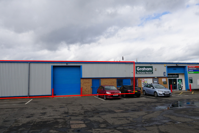 Thumbnail Warehouse to let in Unit D Pitreavie Business Park, Pitreavie Industrial Estate, Dunfermline