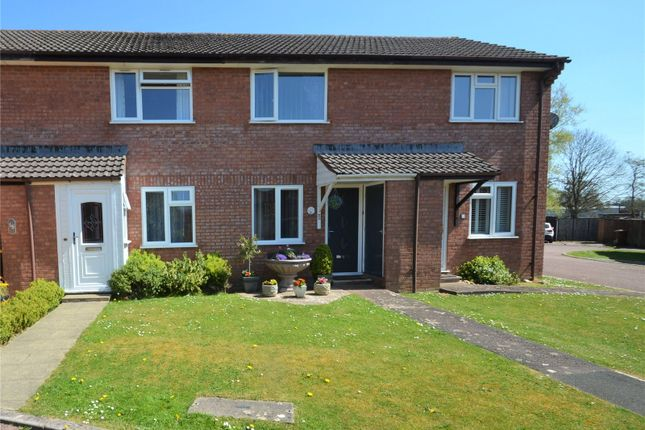 1 bed terraced house for sale in Rowan Close, Tiverton EX16