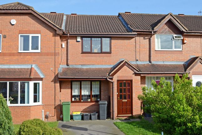 Thumbnail Terraced house to rent in St. Barnabas Close, York