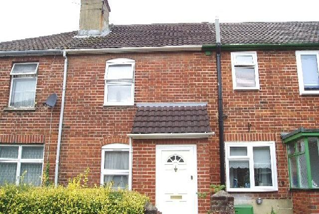 Thumbnail Terraced house to rent in Highfield Road, Wiltshire