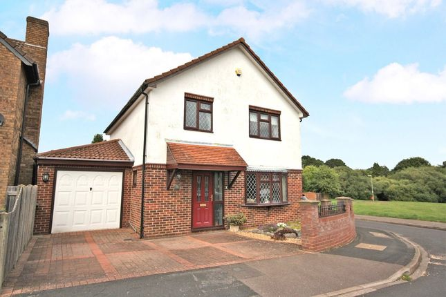 Thumbnail Detached house for sale in Home Rule Road, Locks Heath, Southampton