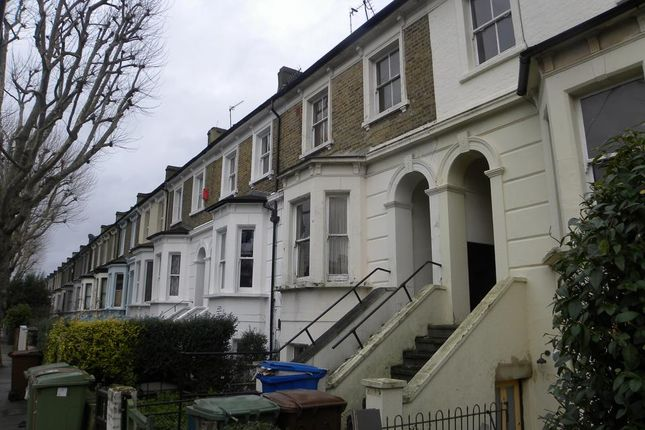 Thumbnail Flat to rent in Benhill Road, London