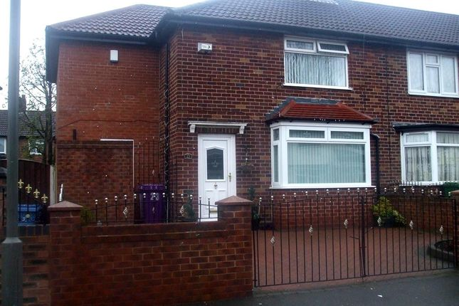 Thumbnail End terrace house for sale in Kemsley Road, Dovecot, Liverpool