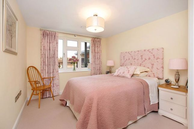 Bedroom Two of Pincombe Court, Buckingham Close, Exmouth EX8