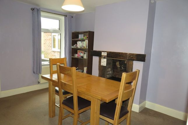 Dining Room: of West View, Rocester, Uttoxeter ST14